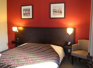Le Grand Hotel du Hohwald by Popinns : Chambre Double