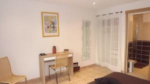 Chambres d'hotes/B&B Chambres d'hotes- Le Pre aux Anes : Chambre Double