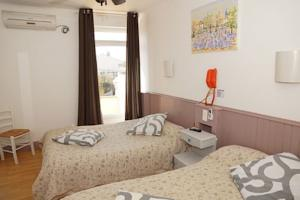 Hotel Residence Larroque : Chambre Double