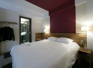 Hotel Kyriad Montbeliard Sochaux : Chambre Double Supérieure