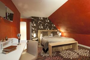 Hotel The Originals Le Manoir du Lys (ex Relais du Silence) : photos des chambres