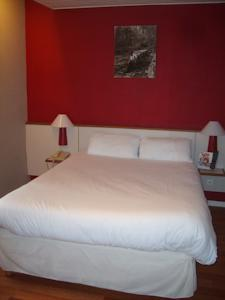 Hotel The Originals Remiremont Arum (ex Inter-Hotel) : Chambre Double