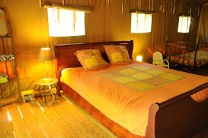 Hebergement Safari Lodge du Grand Bois : photos des chambres