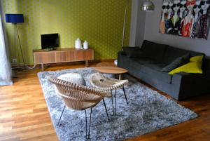 Appartement Residence Le Majestic : photos des chambres