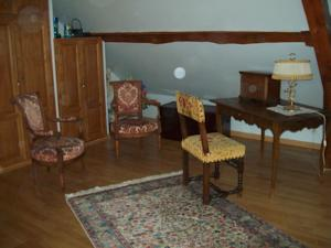 Chambres d'hotes/B&B Le Feuilleret Bed & Breakfast : photos des chambres