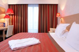 Residence Residhome Paris-Evry : photos des chambres