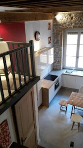 Appartement La Nuit Saint Georges : photos des chambres