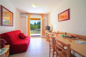 Hebergement Residence Cote Sud Peypin : Appartement Standard (3-4 Adultes)