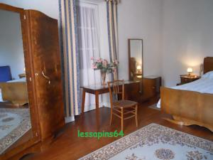 Hotel Les Sapins : Chambre Double