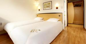Hotel Campanile Soissons : Chambre Lits Jumeaux