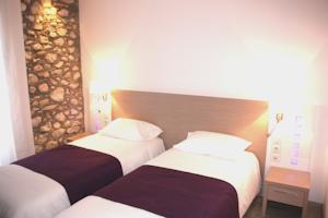 Hotel Terranostra : Chambre Lits Jumeaux