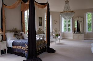 Chambres d'hotes/B&B Chateau Bavolier : Suite Deluxe