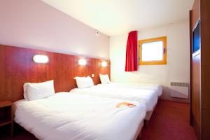 Hotel ibis budget Chilly-Mazarin Les Champarts : photos des chambres