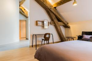 Chambres d'hotes/B&B Les Chambertines : Suite Supérieure