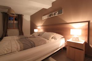 Hebergement Harzala Taupe : photos des chambres