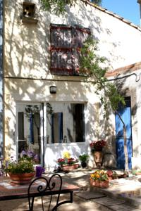 Chambres d'hotes/B&B Mas de Bellegou Bed and Breakfast : Maisonnette