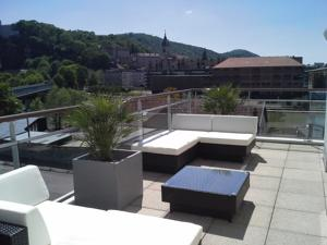 Appartement LuxApparts Two Bedroom : Appartment de Luxe 2 Chambres