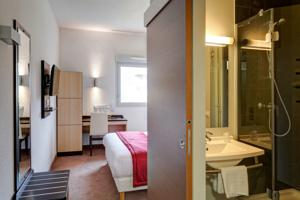 Hotel Akena City de Romilly : Chambre Double Supérieure