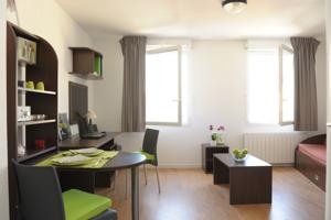 Appartement Central Fac : Studio (2 Adultes)