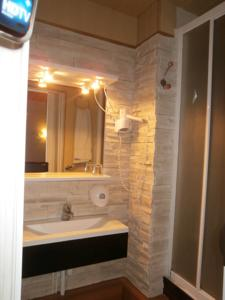 Hotel Beausejour : Chambre Double