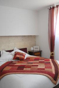 Chambres d'hotes/B&B Chambres a Bord'O : Chambre Double ou Lits Jumeaux Standard
