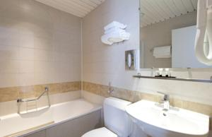 Hotel Saphir Grenelle : Chambre Simple Standard