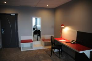 Hotel des Lumieres : Suite Junior