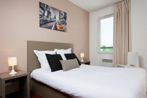 Hebergement Teneo Apparthotel Talence : Suite Affaires