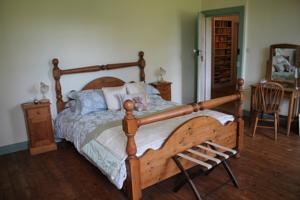 Chambres d'hotes/B&B Chambres d'Hotes Belle Vallee : Chambre Double Confort
