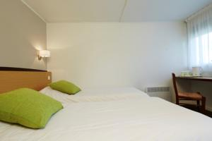 Hotel Campanile Lille - Lomme : Chambre Lits Jumeaux