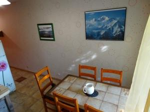 Appartement L'Alpe T1 : photos des chambres