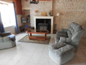 Hebergement Holiday home Le Marronier : photos des chambres