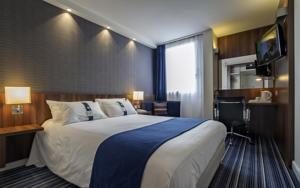 Hotel Holiday Inn Express Lille Centre : Chambre Double