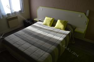 Hotel Asther : Chambre Double