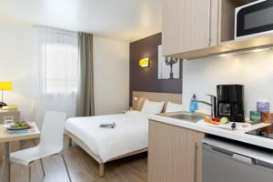 Hebergement Aparthotel Adagio Access Paris Massy Gare : Studio (2 Adultes)