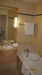 Central Hotel : Chambre Double