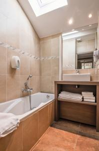 Complexe Residence Hoteliere Spa Les Chataigniers : Appartement 1 Chambre