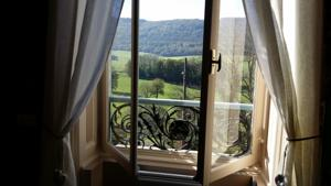 Chambres d'hotes/B&B Le Clocher : Chambre Double
