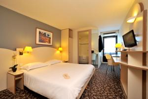 Hotel Kyriad Annecy Cran-Gevrier : Chambre Double