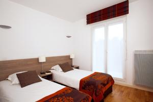 Hebergement Residhome Geneve Prevessin Le Carre d'Or : Appartement Promo 4 Adultes