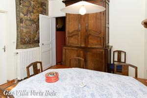 Appartement La Villa Marguerite : photos des chambres