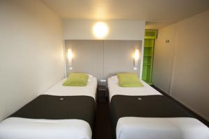 Hotel Campanile Vire : Chambre Lits Jumeaux New Generation