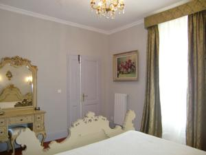 Chambres d'hotes/B&B Chateau Rieutort : Chambre Double