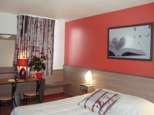Ace Hotel Annecy : Chambre Double