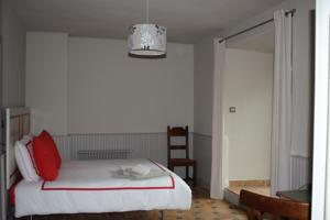 Chambres d'hotes/B&B Bed In Bellongue : Chambre Double - Vue sur Jardin