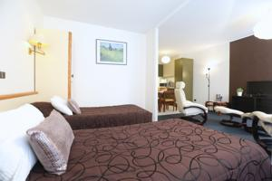 Hebergement Residence Les Aigues Blanches : photos des chambres