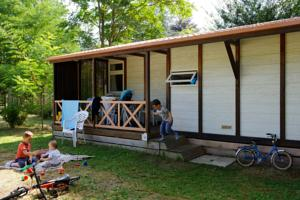 Hebergement Camping Village L'Apamee : Chalet 3 Chambres
