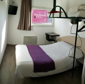 Hotel Mister Bed Berck : Chambre Triple