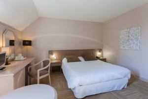 Hotel Residence Normandy Country Club : Chambre Double