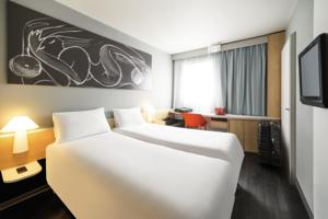 Hotel ibis Chartres Centre Cathedrale : photos des chambres